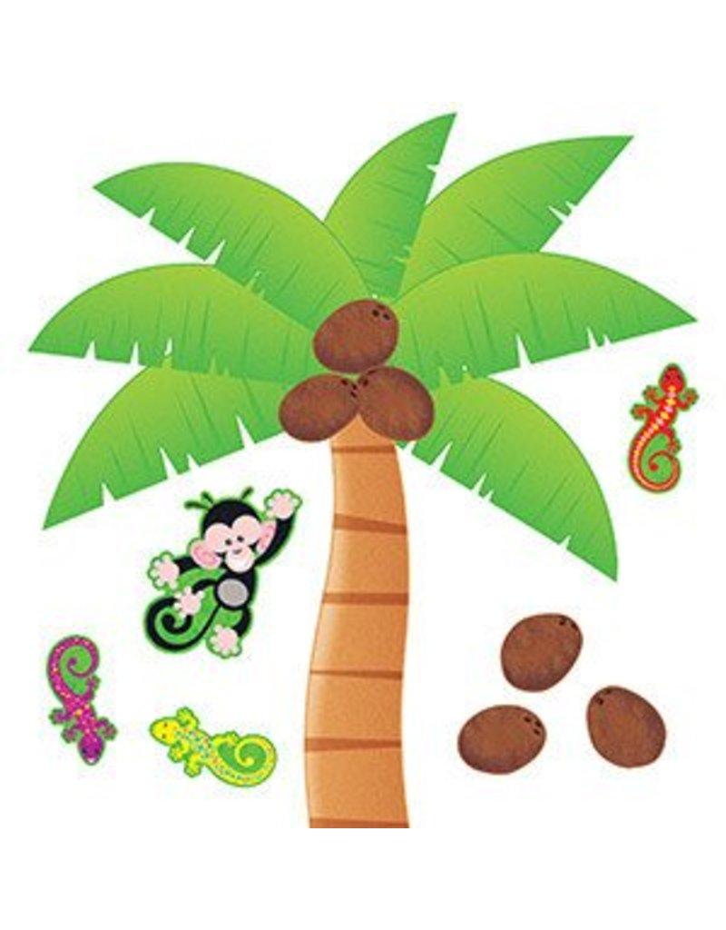 Palm Tree Bulletin Board