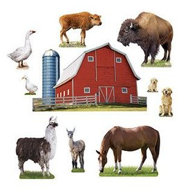 *Animals on the Farm Bulletin Board