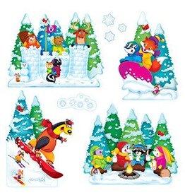 Wonderful Winter Bulletin Board Set