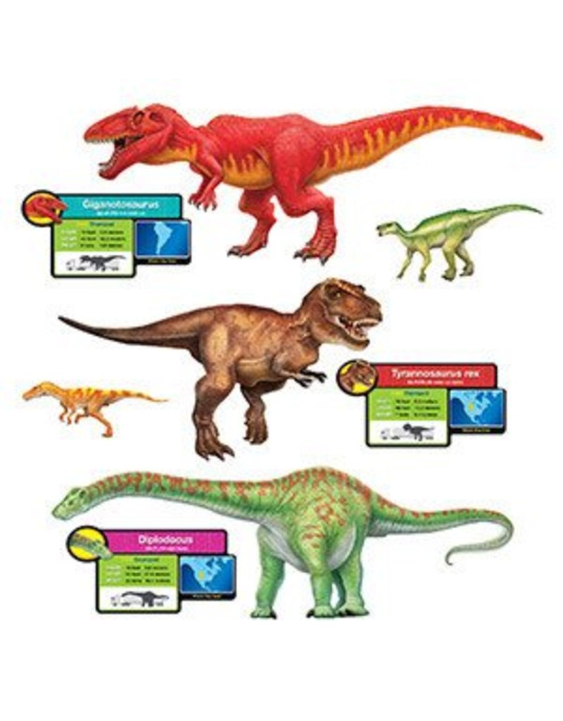 Discovering Dinosaurs™ Bulletin Board