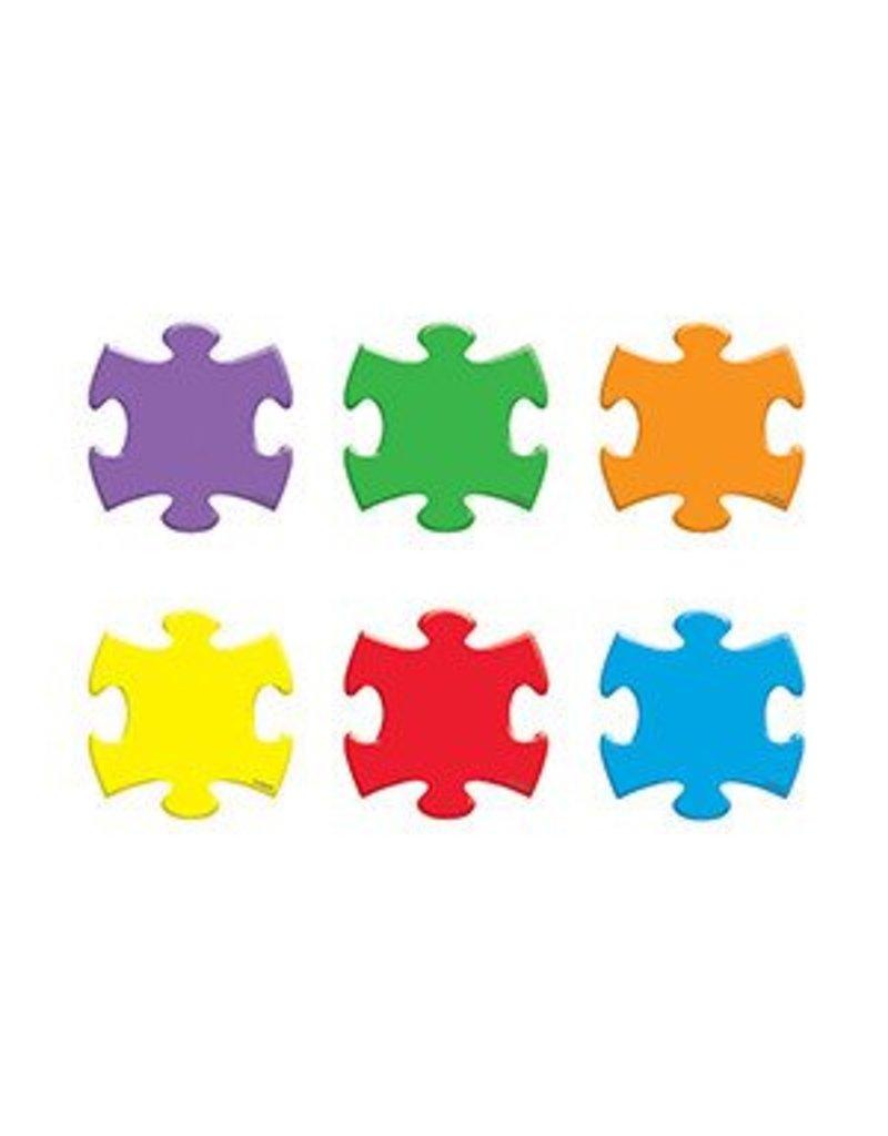 Puzzle Pieces mini accents