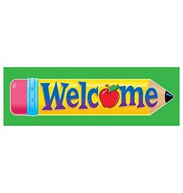 Welcome Pencil Bookmark