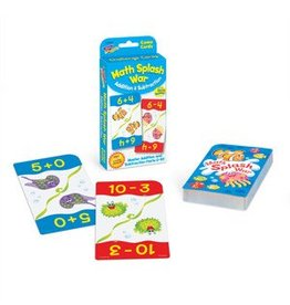 Math Splash War Addition & Subtraction