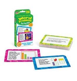 Word Problems Test Prep Math, Grades 4-6