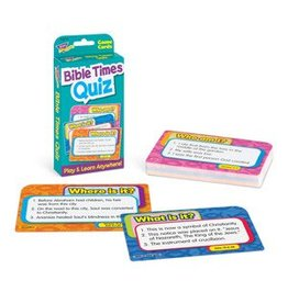 Bible Times Quiz flashcards