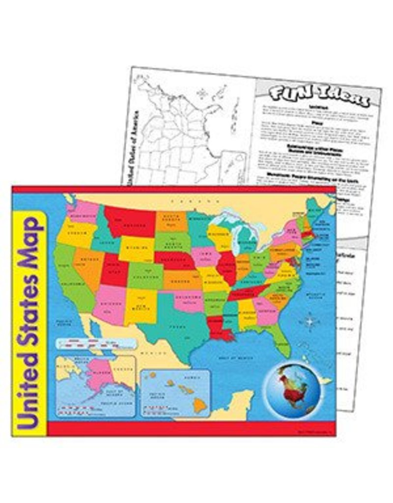 United States Map - Tools 4 Teaching