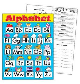 Alphabet Fun chart