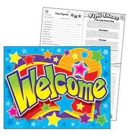 Welcome Stars Chart