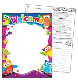 Welcome Owl-Stars!® Chart
