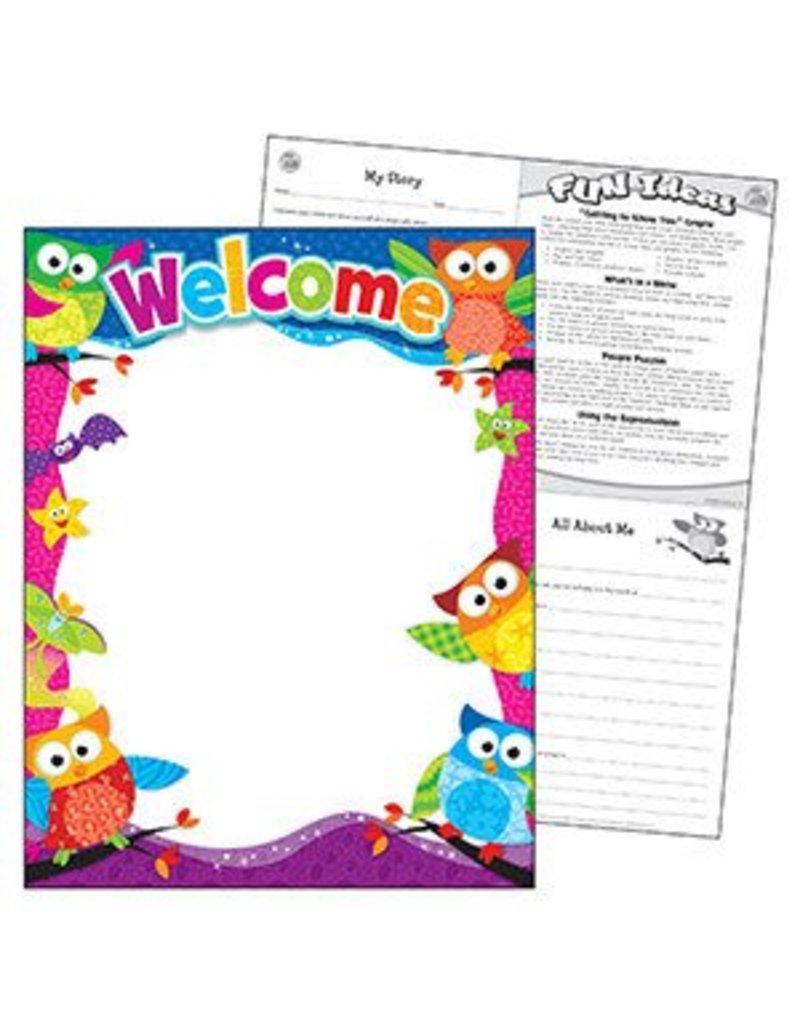 Welcome Owl-Stars!® Chart
