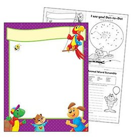 Blank Playtime Pals Chart