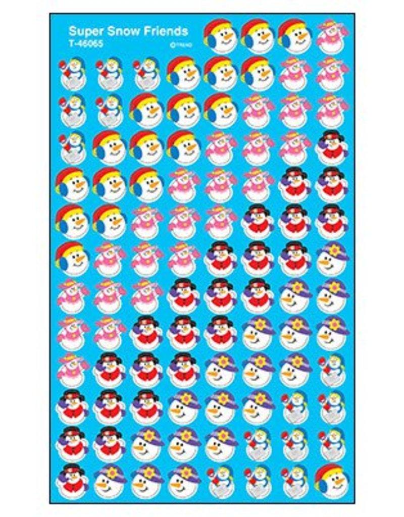 Super Snow Friends Stickers