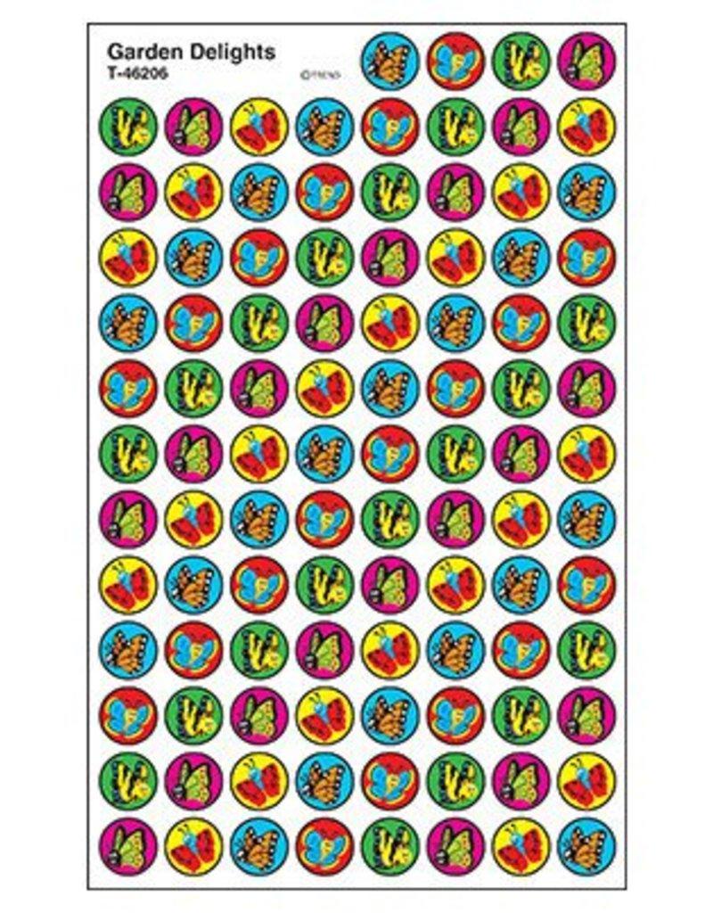 Garden Delights Superspots Stickers