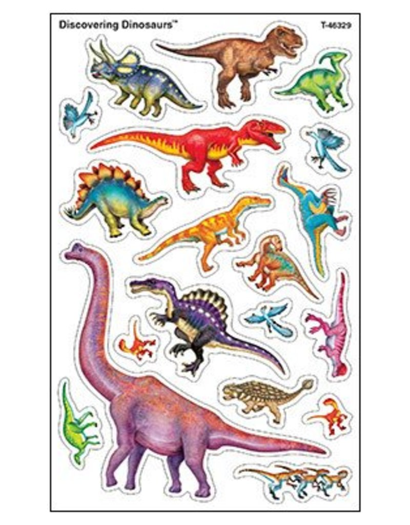 Discovering Dinosaurs™ Stickers