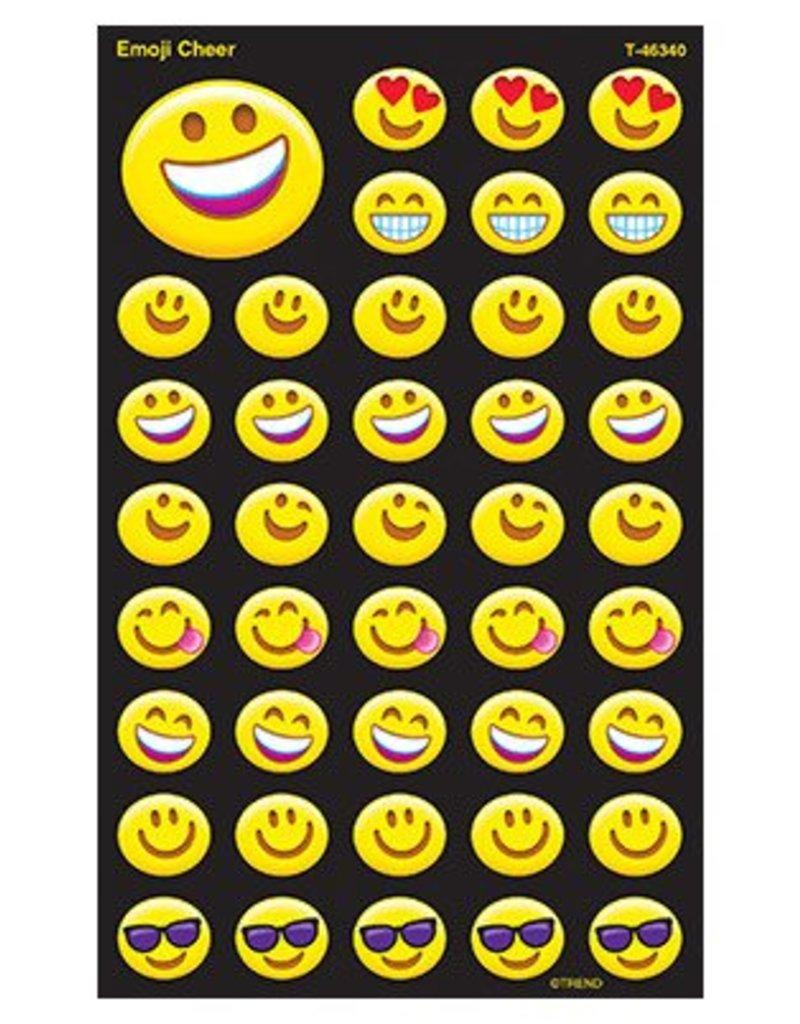 Emoji Cheer Stickers