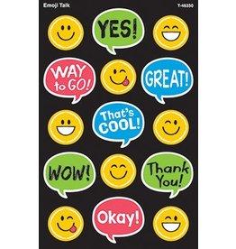 Emoji Talk SuperShapes Stickers