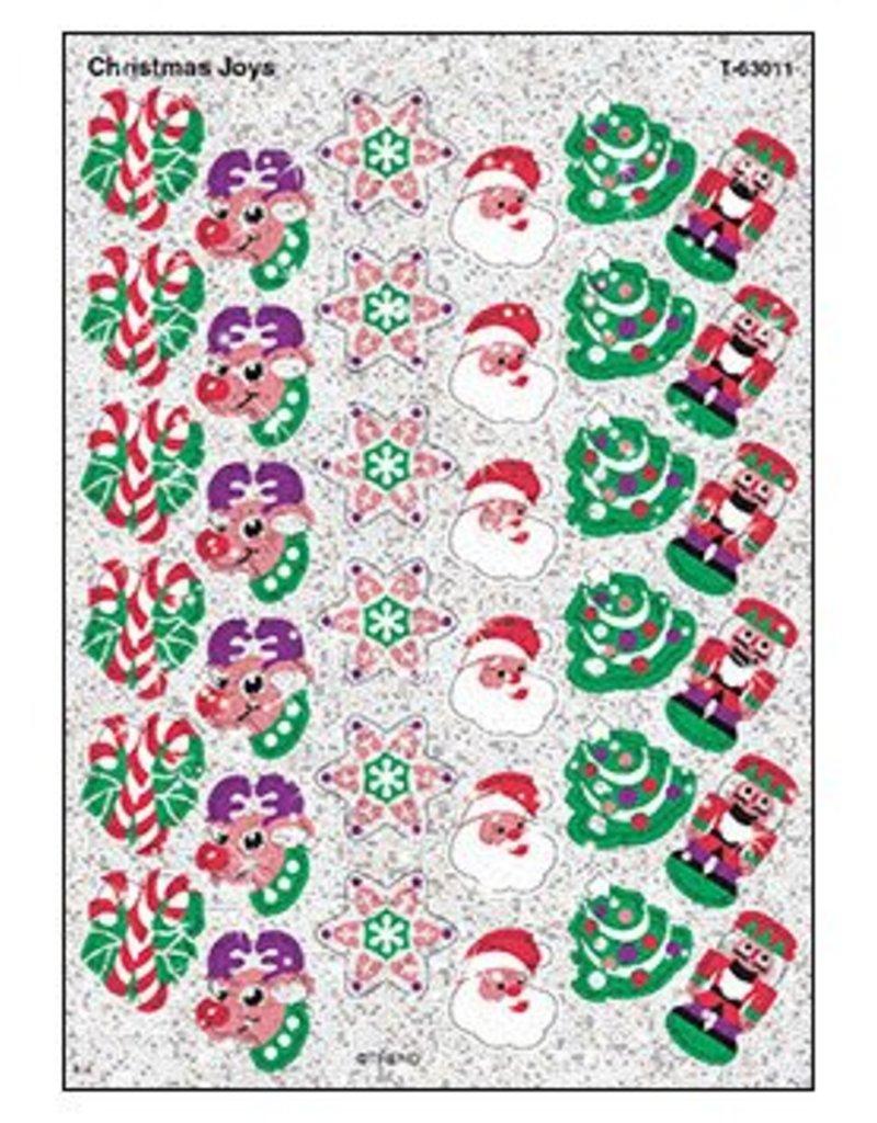 Christmas Joys stickers