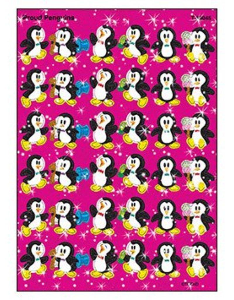Proud Penguins Stickers