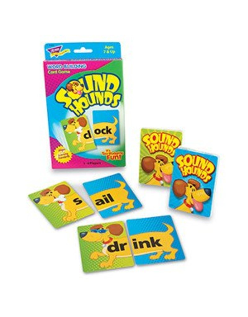 Sound Hounds® card game/activity