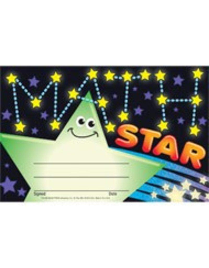 Math Star