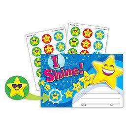 I Shine! Emojis Certificates