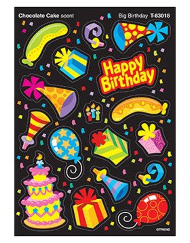Big Birthday/Chocolate Cake