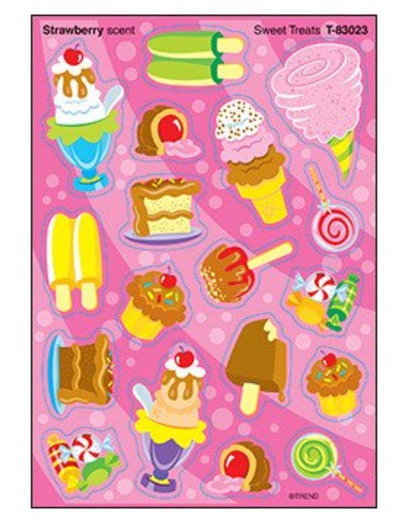Sweet Treats/Strawberry stickers