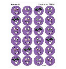 Purple Smiles/Grape Stickers