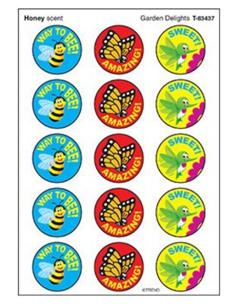 Garden Delights stickers