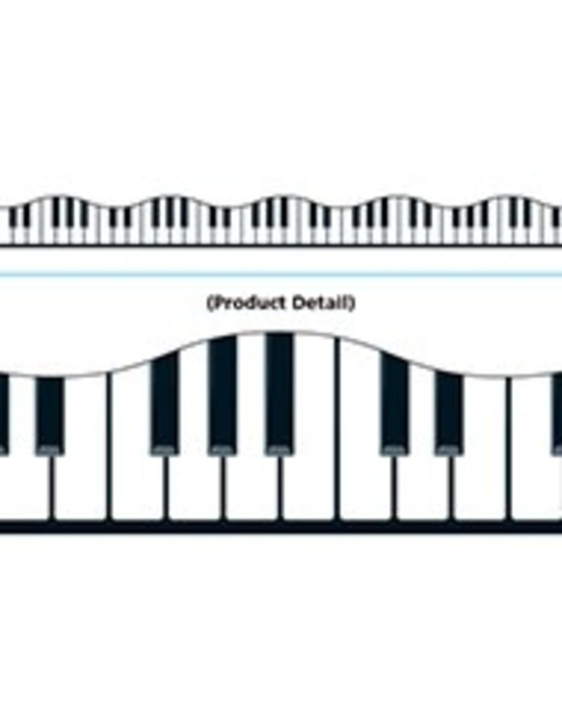Musical Keyboard border