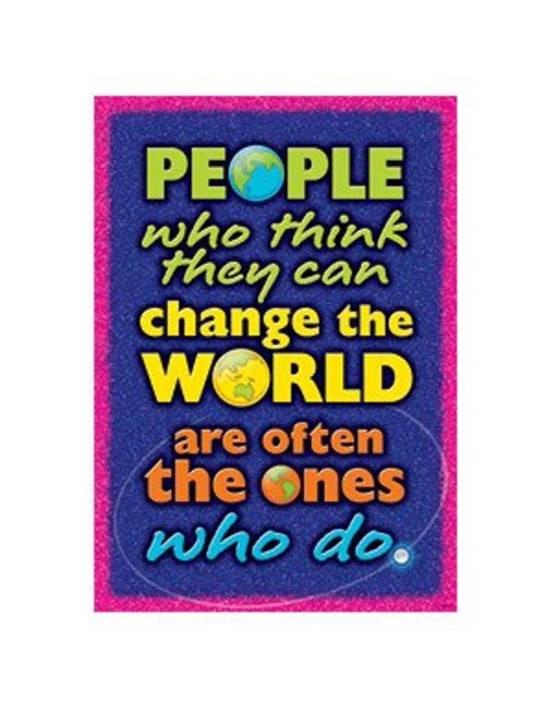 People who think they... Poster