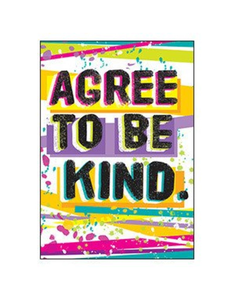 Agree To Be Kind Poster