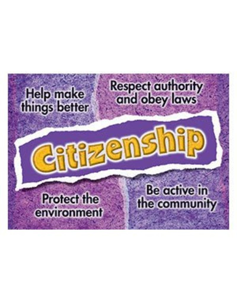 Citizenship Poster