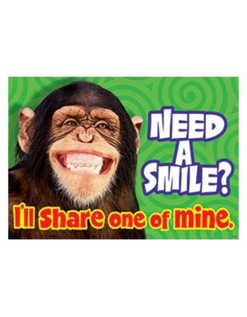 Need A Smile? Poster
