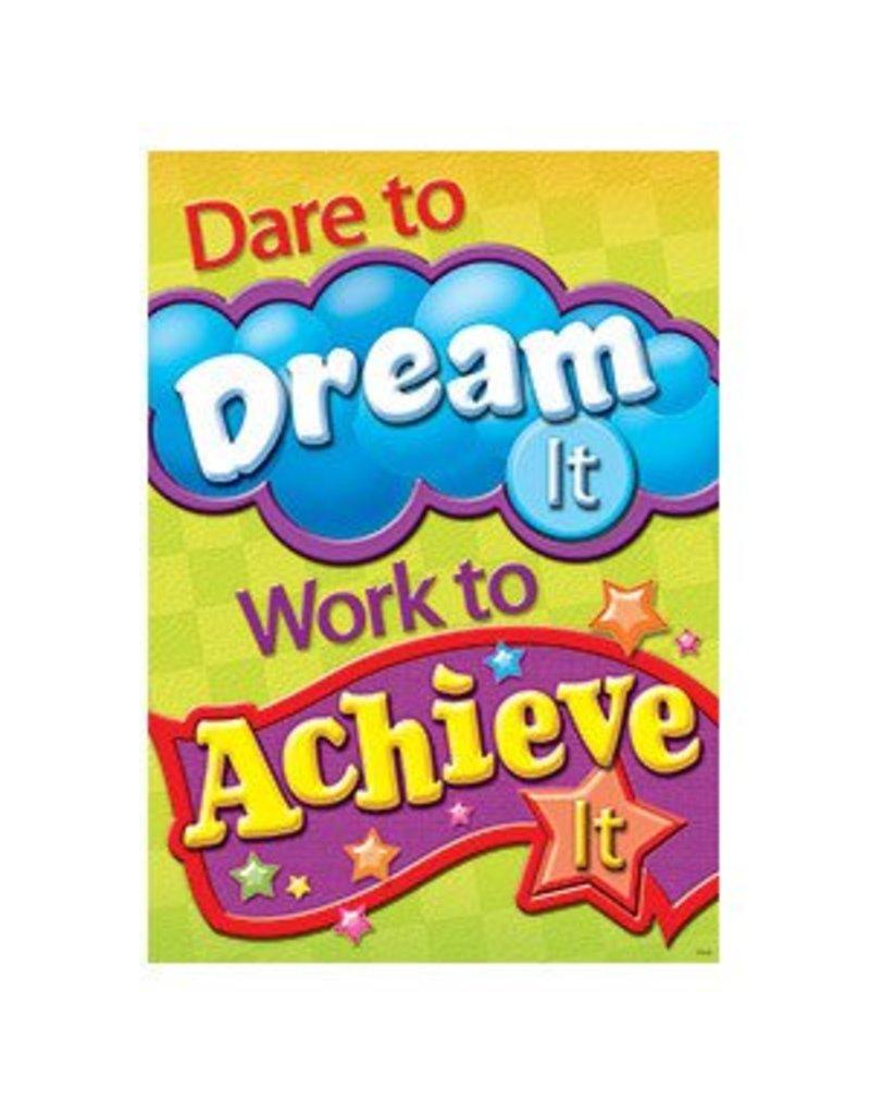Dare to Dream It... Poster