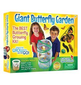 Insect Lore Butter Garden - Giant