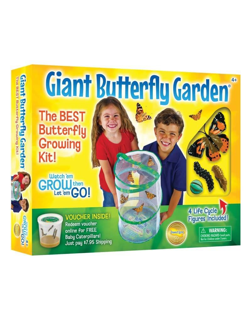 Insect Lore Butterfly Garden - Giant