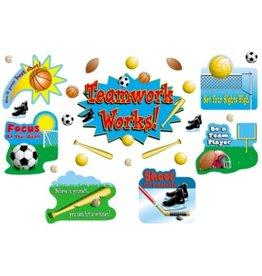 Sports/Teamwork Bulletin Board Set