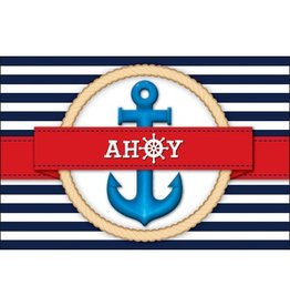 Nautical Ahoy Postcards
