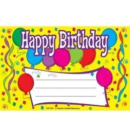 *Happy Birthday Awards