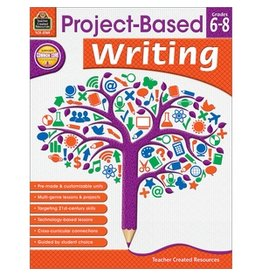 Project-Based Writing Grade 6-8