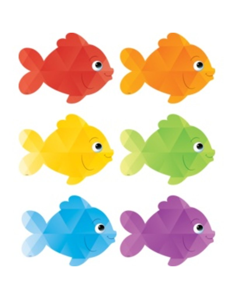 Colorful Fish Accents