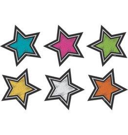 Chalkboard Brights Stars Mini Accents
