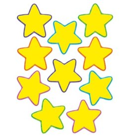 Yellow Stars Accents