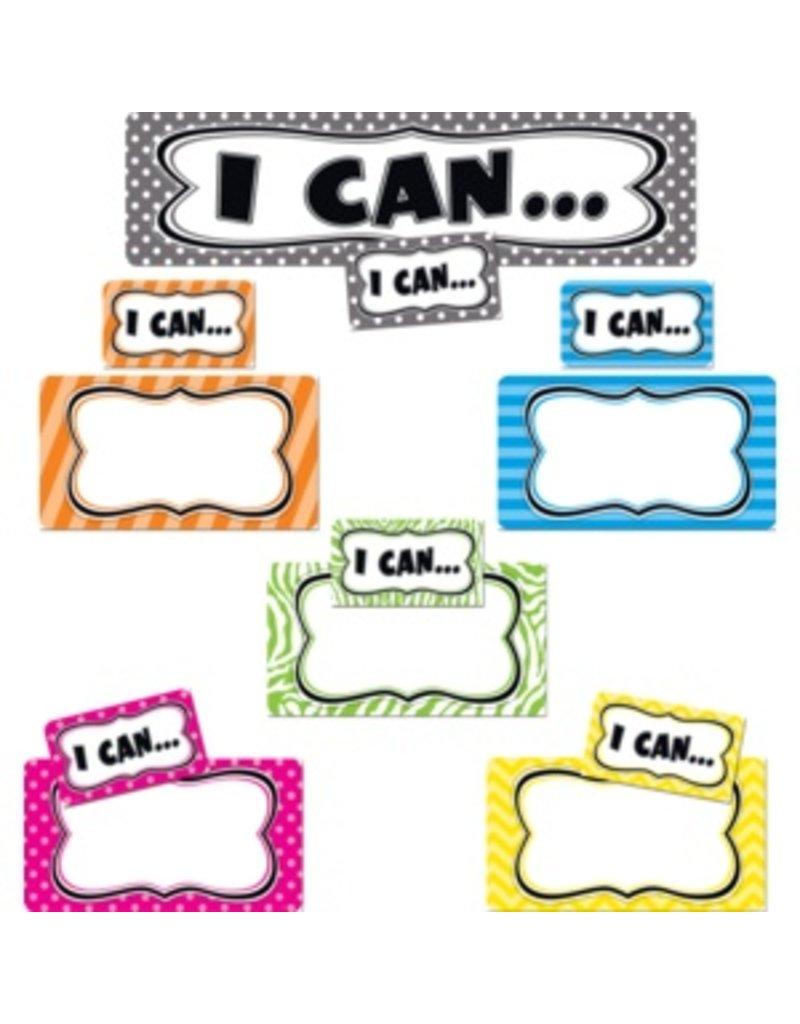 I Can… Mini Bulletin Board