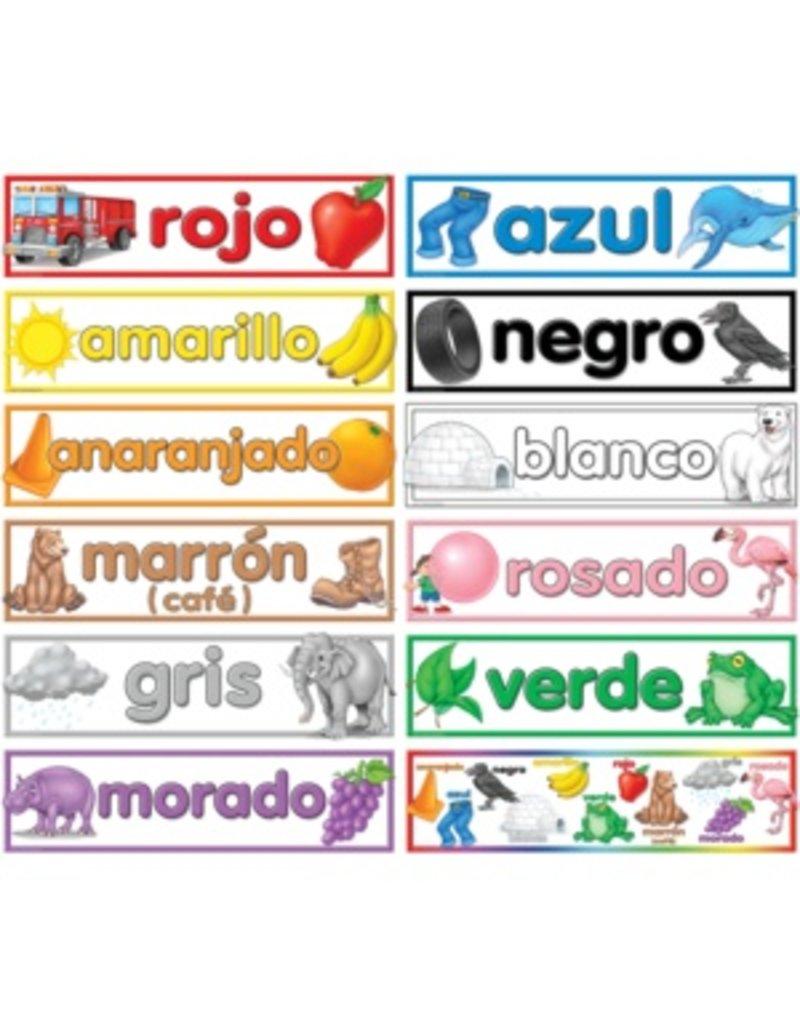 Colors (Spanish) Headliners