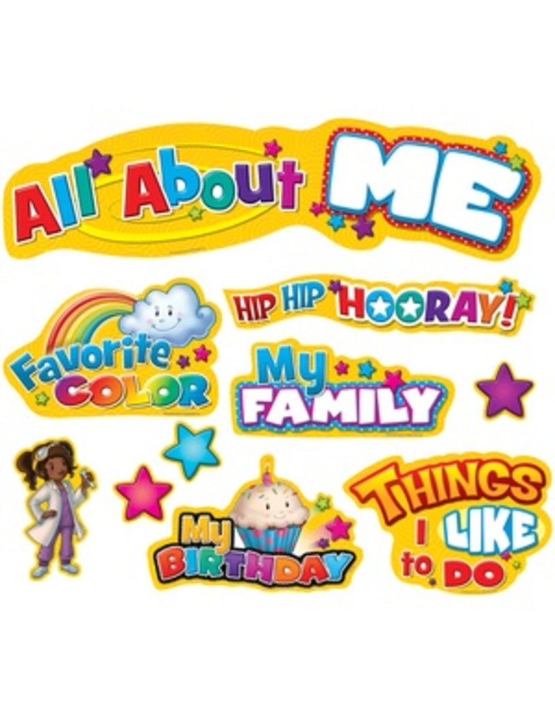 All About Me Mini Bulletin Board