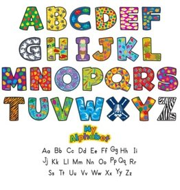 *My Alphabet Mini Bulletin Board