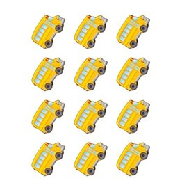School Bus Mini Accents