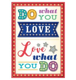 *Do What You Love-Poster